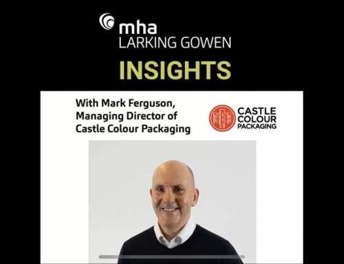 Business Insights Chat with Mark Ferguson, Managing Director of Castle Colour Packaging