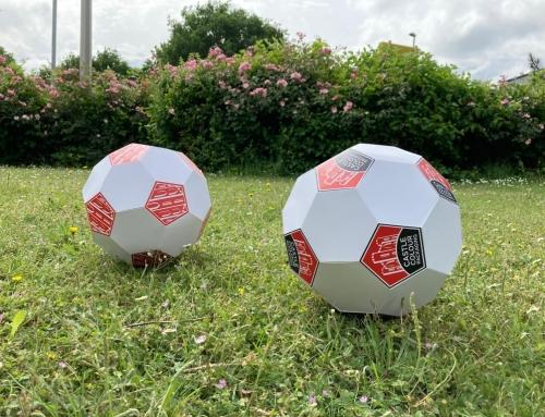 Our Exclusive Cartonboard Football
